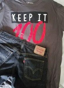 Levi's Jeans - 🏆MEN'S 514 BLACK LEVI'S JEANS